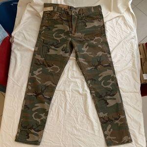 Ralph Lauren Camo Jeans